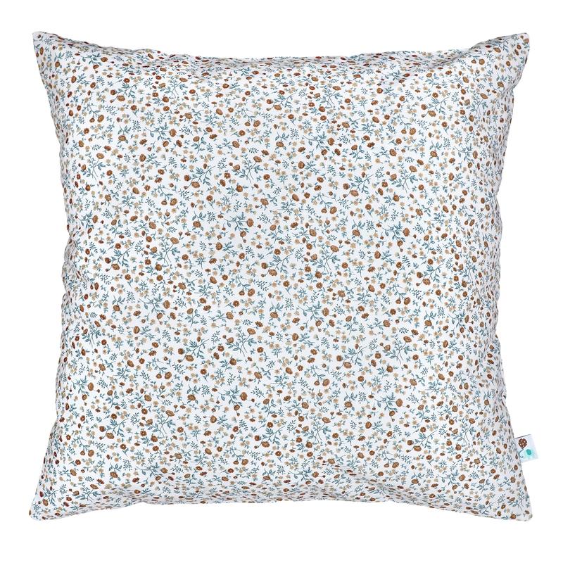 Pillowcase 'Buttercup' Blue 50x50cm
