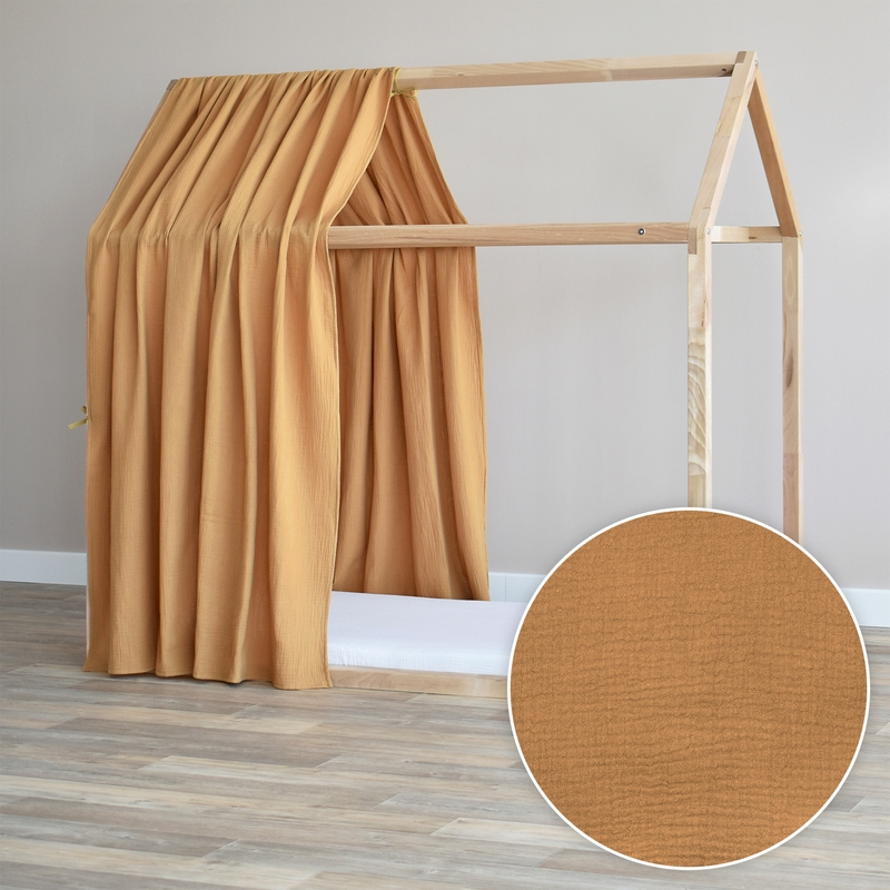 House Bed Canopy Camel 315cm 1 Piece
