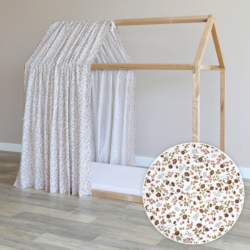 House Bed Canopy 'Buttercup' Pink 315cm 1 Piece